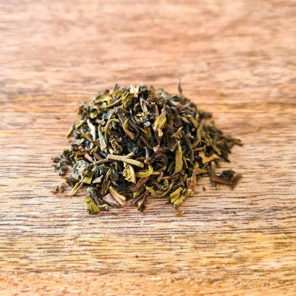 Thé vert Darjeeling bio en sachet