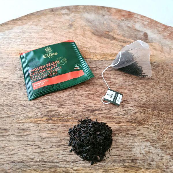 Thé noir Ceylan sélection anglaise