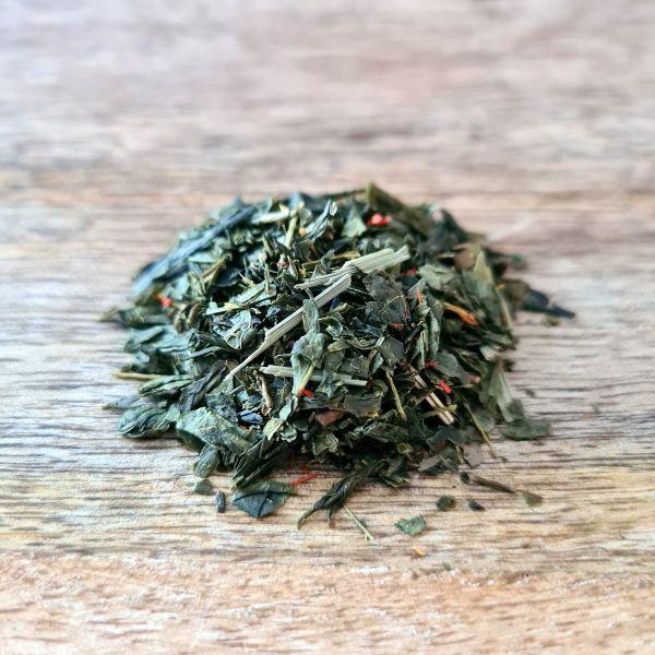 Thé vert japonais Sencha en sachet