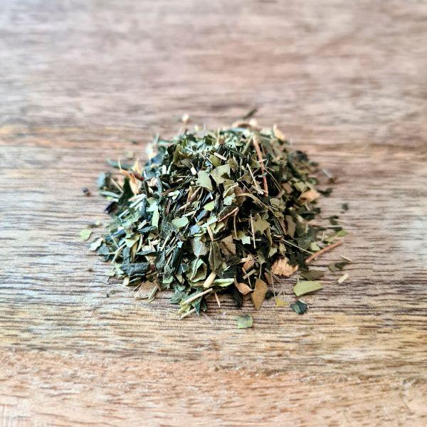 Thé vert détox au Maté