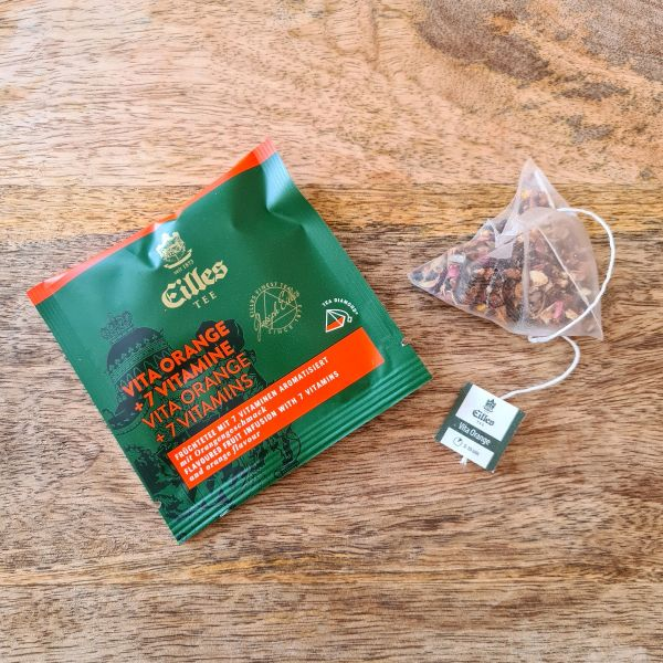 Infusion Vita orange et 7 vitamines en sachet