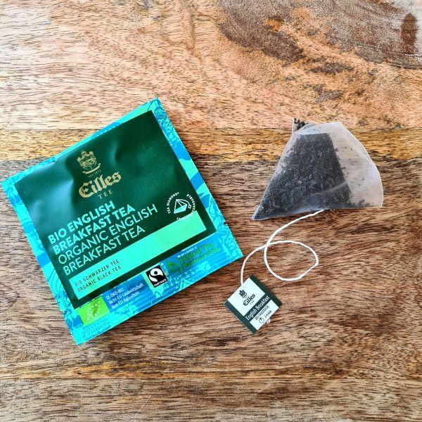 Mélange thés noirs bio – English Breakfast en sachet