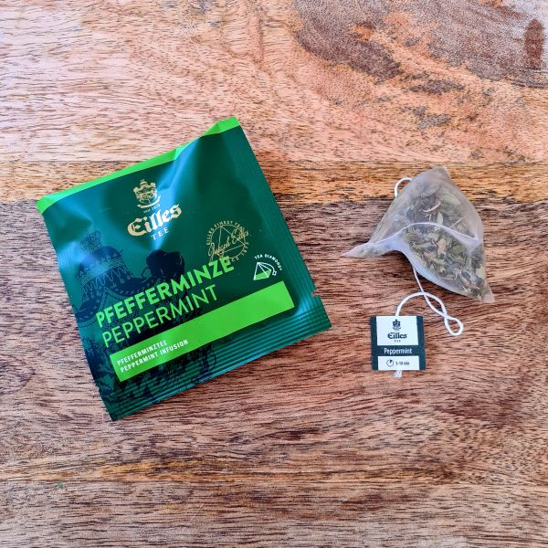 Infusion feuilles de menthe en sachet
