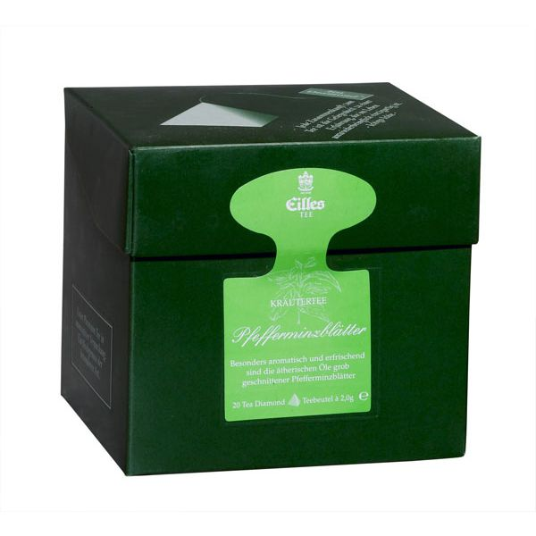 Infusion feuilles de menthe