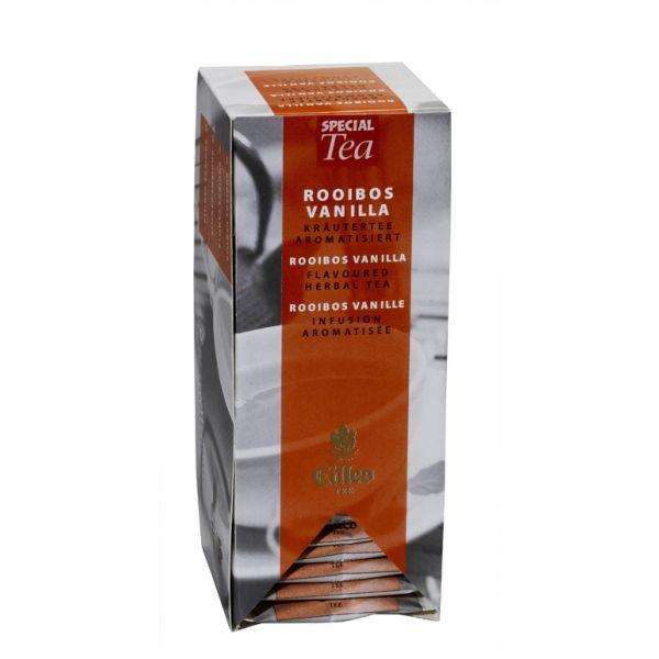 Thé rouge aromatisé Rooibos vanille