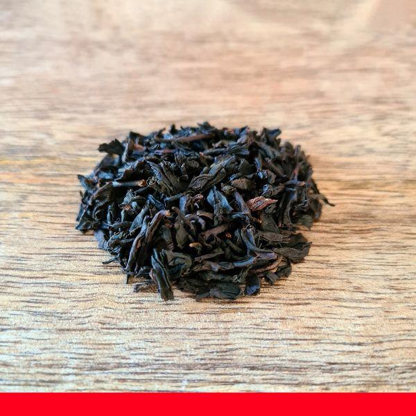 Thé noir à la Vanille bourbon en vrac