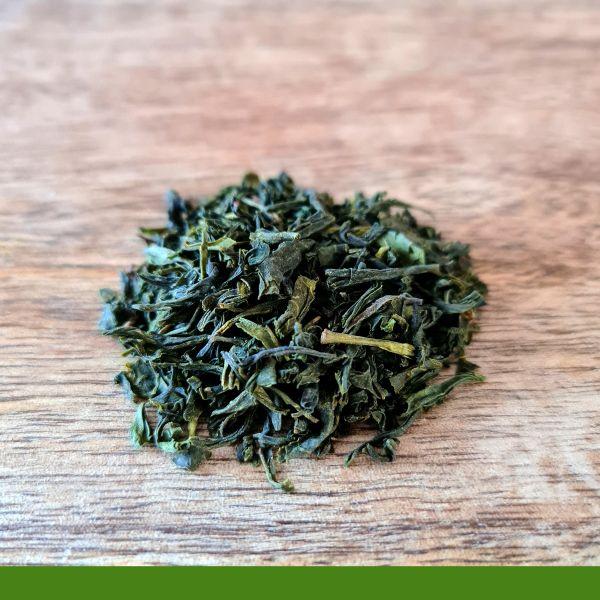 Thé vert bio Wulu Cha Yantou en vrac