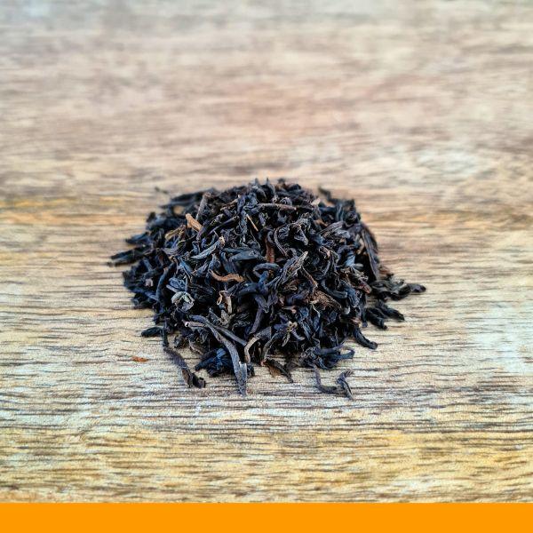 Thé noir déthéiné Teatime en vrac