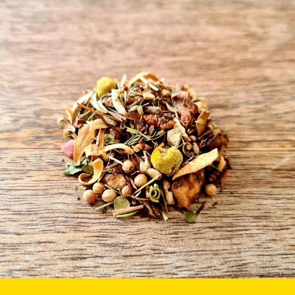Infusion mélange plantes Relax Ayurvital vrac