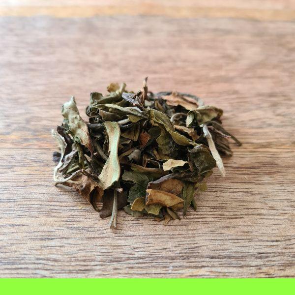 Thé blanc rare Formosa Tai Mu Pan en vrac